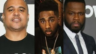 50 Cent Responds to Irv Gotti In His Own Way, Supreme Son Says 50 Cent is his brother