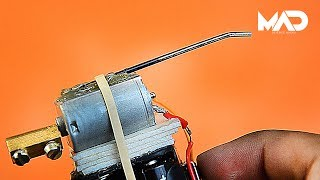 How to make electric Lock picker tool