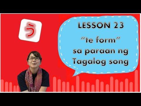 # 23 Learn Japanese -