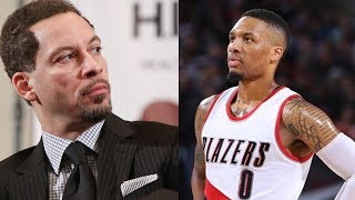 Damian Lillard CALLS OUT Chris Broussard on Live Radio Over Paul George Comment