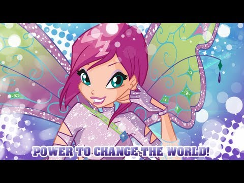 Winx Club:Season 5! Power To Change The World! Extended Version! HD!