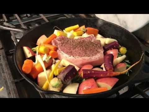 Thick-Cut Pork Chops