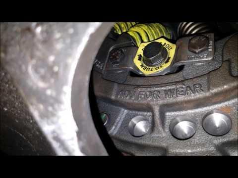 Heavy duty Eaton Fuller Clutch Adjustment