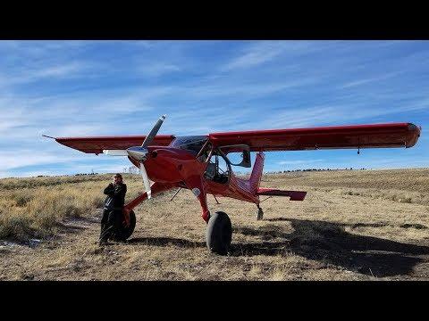 BUSH FLYING ADVENTURE WITH FLYING COWBOYS | VLOG0134