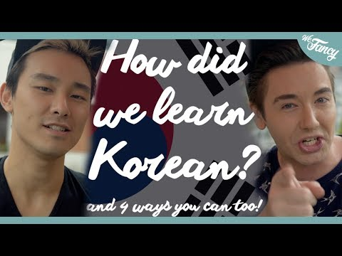 How To Learn Korean Fast! 🇰🇷