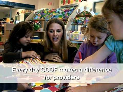 OCC - Child Care and Development Block Grant - 20th Anniversary