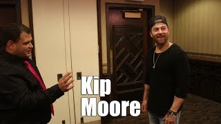 I sold my soul to do magic for Kip Moore