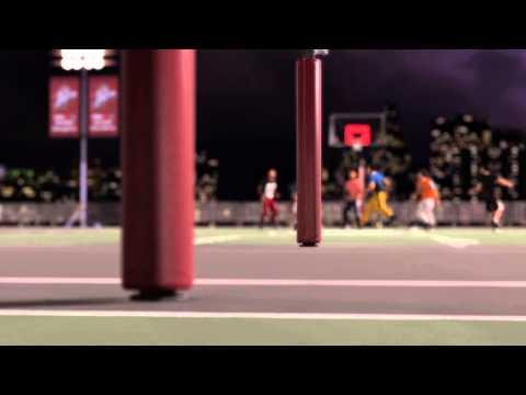 NBA 2K15 Sprite Endorsements