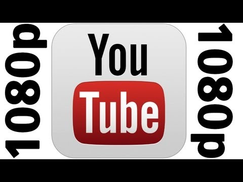 Upload 1080p from iPhone to YouTube.