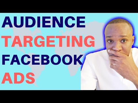 How to Select the PERFECT Target Audience with Facebook Ads