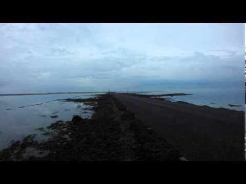 holy island timelapse on gopro hero