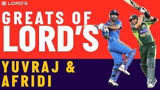 Yuvraj Singh vs Shahid Afridi | Who