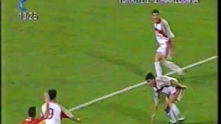 Türkiye 3-3 Makedonya (06.06.2001 - Dünya Kupası Elemeleri)