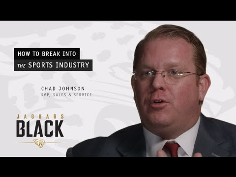 Jaguars BLACK – How to Break Into the Sports Industry
