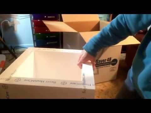 Tutorial- How I Make A Winter Feral Cat Shelter