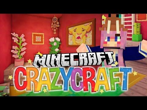 Kawaii House!   Ep 14   Minecraft Crazy Craft 3.0