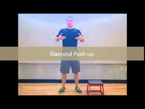 Lose Chest Fat - Chest Exercises Part 1
