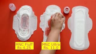 Introducing Active Ultra - Sanitary Napkins