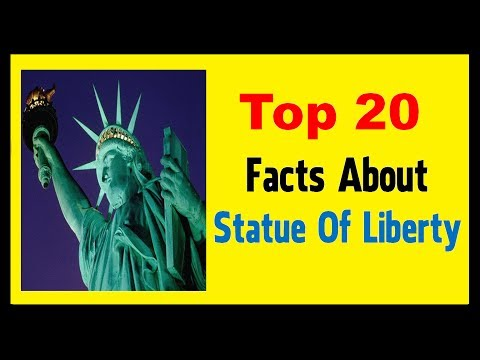 Statue Of Liberty Unknown Facts