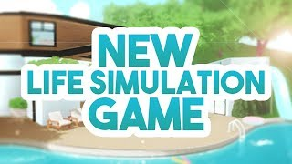 Download Cars, Open World, Horses, & More! - New Life Simulation Game (Paralives) Video