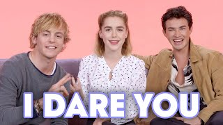 Download ″The Chilling Adventures of Sabrina″ Cast Plays 'I Dare You' | Teen Vogue Video