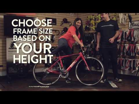 Picking the Right Size Bike