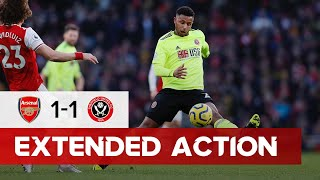 Arsenal 1-1 Sheffield United | Extended Premier League highlights
