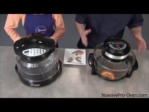 Best countertop oven part 1: NuWave Oven vs Countertop ovens- SAFETY