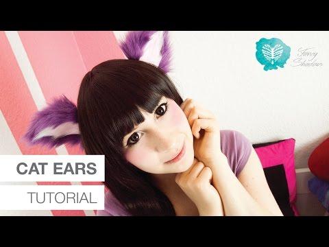 Cosplay Tutorial | Cat Ears DIY
