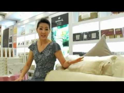 Hallmark Silk Bed Linen