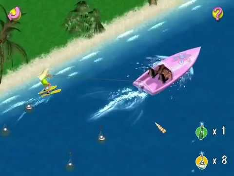 Download free Barbie Beach Vacation PC Game