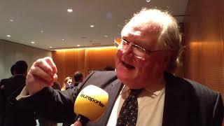 EU chief negotiator Barnier meets #Brexit delegation :  Lord Digby Jones