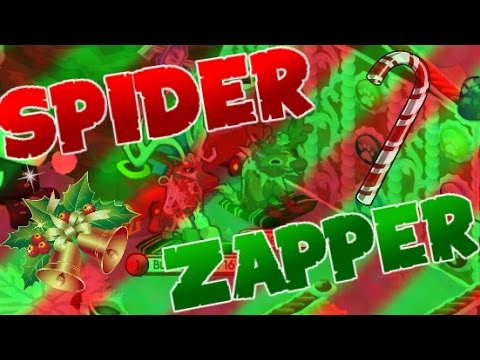 Animal Jam: Spider Zapper