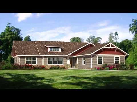 3 Bedroom 3 Bath Ranch Home Plans