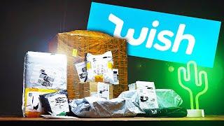 ENDLICH!! Das WISH.com GAMING PC Setup ist da.... #GamingSchrott