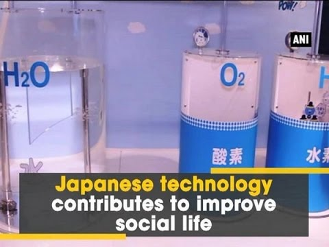 Japanese technology contributes to improve social life - Japan News
