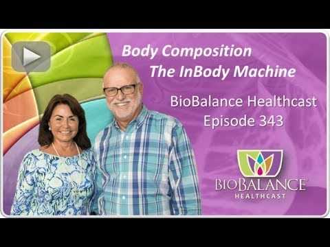Body Composition - The InBody Machine
