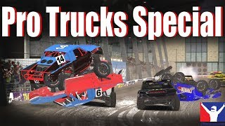 as FUN as expected ❓ iRacing Stadium Trucks in VR | Music Jinni