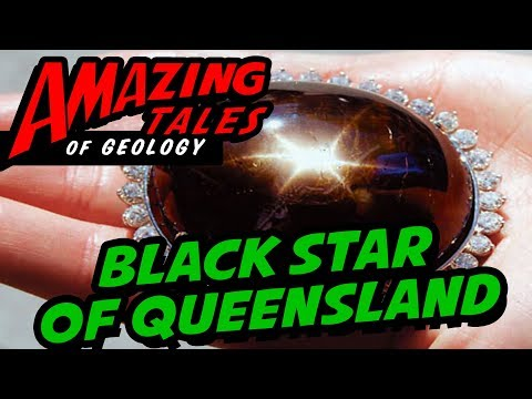 Amazing Tales of Geology - Episode 2: The Black Star of Queensland (Sapphire)