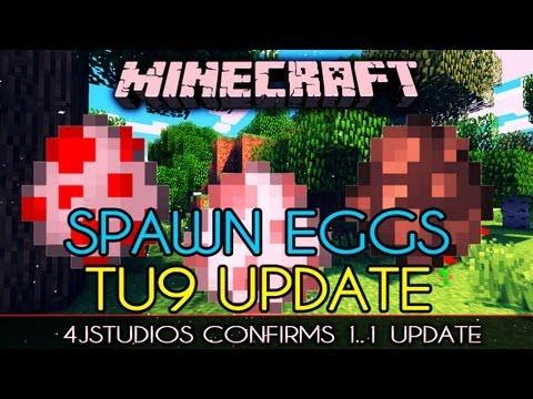 TU9 NEWS & UPDATES | SPAWN EGGS, JUNGLES, OCELOTS | NEW END? | MineCraft Xbox