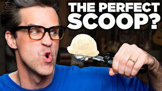 The Perfect Ice Cream Scoop Challenge