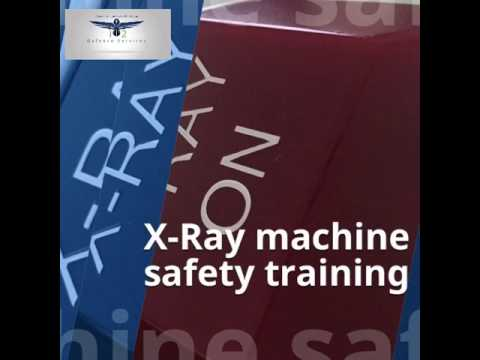 Mail room x ray machine security safety training
