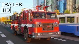 William Watermore the Fire Truck - Teaser -  Real City Heroes (RCH) | Videos For Children