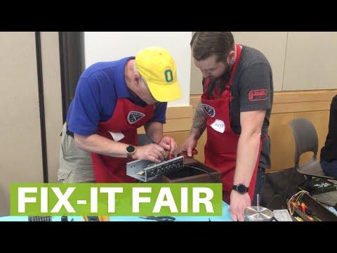 Fix-It Fair: Join the Repair Revolution