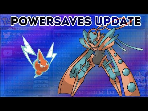 PowerSaves Update: More Form Changer and Genderless