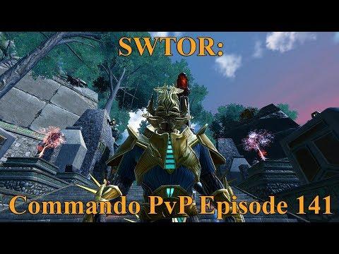 SWTOR: Gunnery Commando PvP Episode 141 (Level 70) (2 Matches)