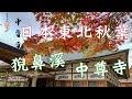 [4K]2019.10.26香蕉哈比日本東北紅葉狩—DAY02【猊鼻溪+中尊寺】