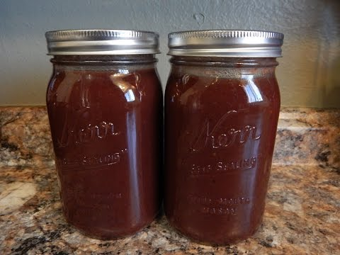Cherry & Date Glaze That Is Perfect For Pork, Lamb or Beef | BBq Sauce Alternative