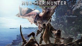 monster Hunter World All Weapons Gameplay