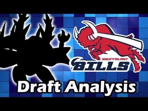 PPL D1 Season 5 Draft Analysis for the Bouffalant Bills!